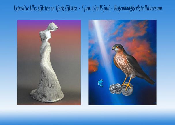 Expositie Ellis Zijlstra en Tjerk Zijlstra