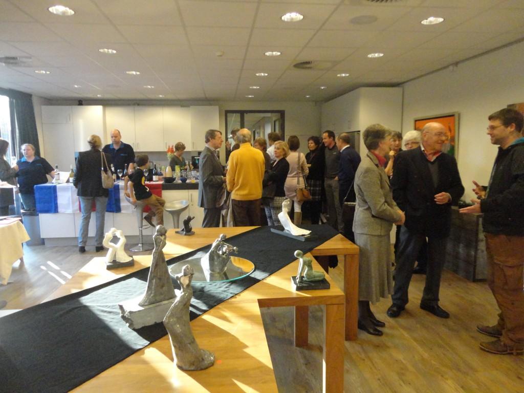 Expositie Hilvertshoek 2012
