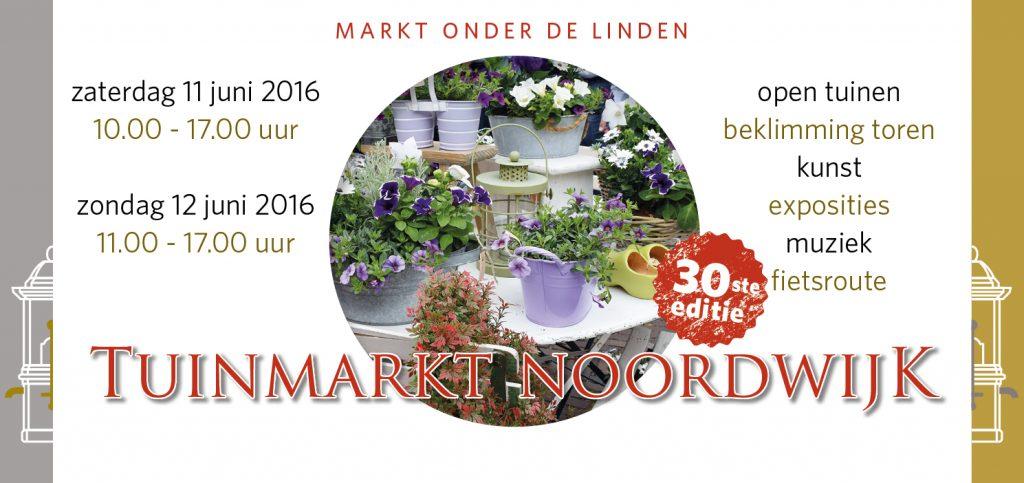 Tuinmarkt Noordwijk